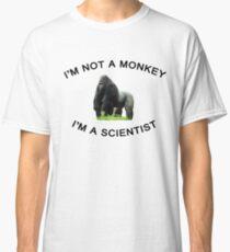 Ich bin ein Wissenschaftler! Classic T-Shirt