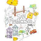 Friends + Neighbors : San Francisco by heatherlandis