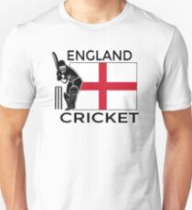 England Cricket Unisex T-Shirt