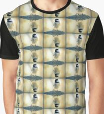 Reflecting Pool Chickadee Graphic T-Shirt