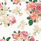 Flowers Texture by sermi
