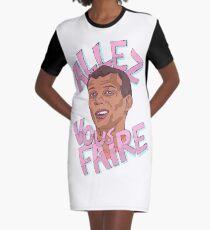 avf Graphic T-Shirt Dress