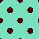 Polka Dots Texture by sermi
