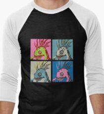 Warcraft - Murloc Special Set Men's Baseball ¾ T-Shirt