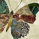 Butterfly Brocade II by mindydidit