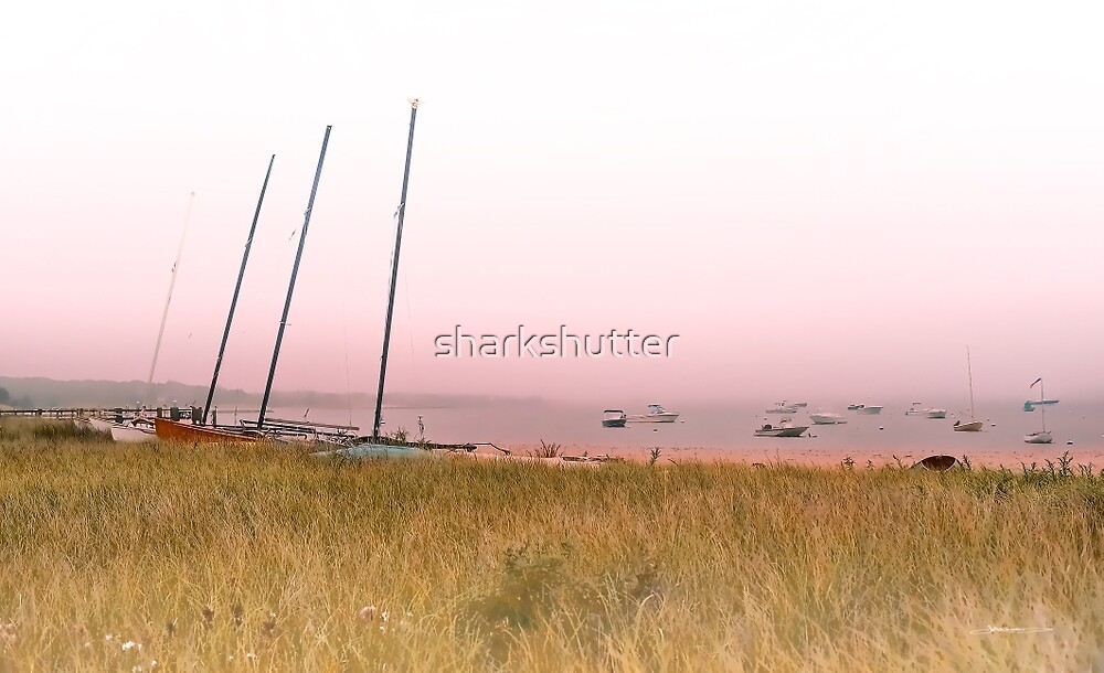 Hyannis Port Views, Cape Cod by sharkshutter