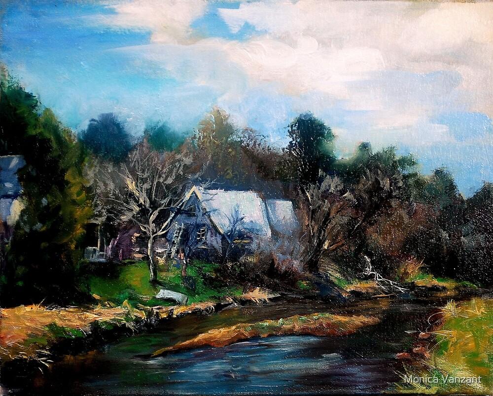 Around the Bend by Monica Vanzant