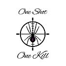 One Shot, One Kill by thegoddamnhero