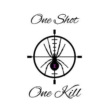 One Shot, One Kill by thegoddamnhero