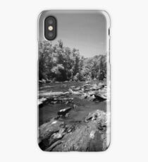 In the Rapids at Sweetwater Creek iPhone Case/Skin