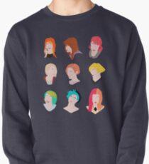 Hayley-Muster Sweatshirt
