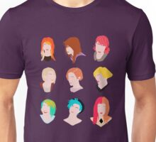 hayley pattern Unisex T-Shirt