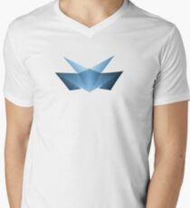 Lemaitre - Relativity 2 Men's V-Neck T-Shirt