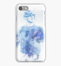 Chicago Cubs World Series Champions Sports Baseball Art iPhone Case/Skin