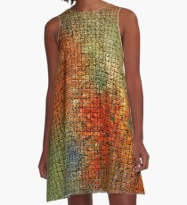 Abstract.10 A-Line Dress