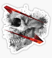 Never Say Die (UKF) Sticker