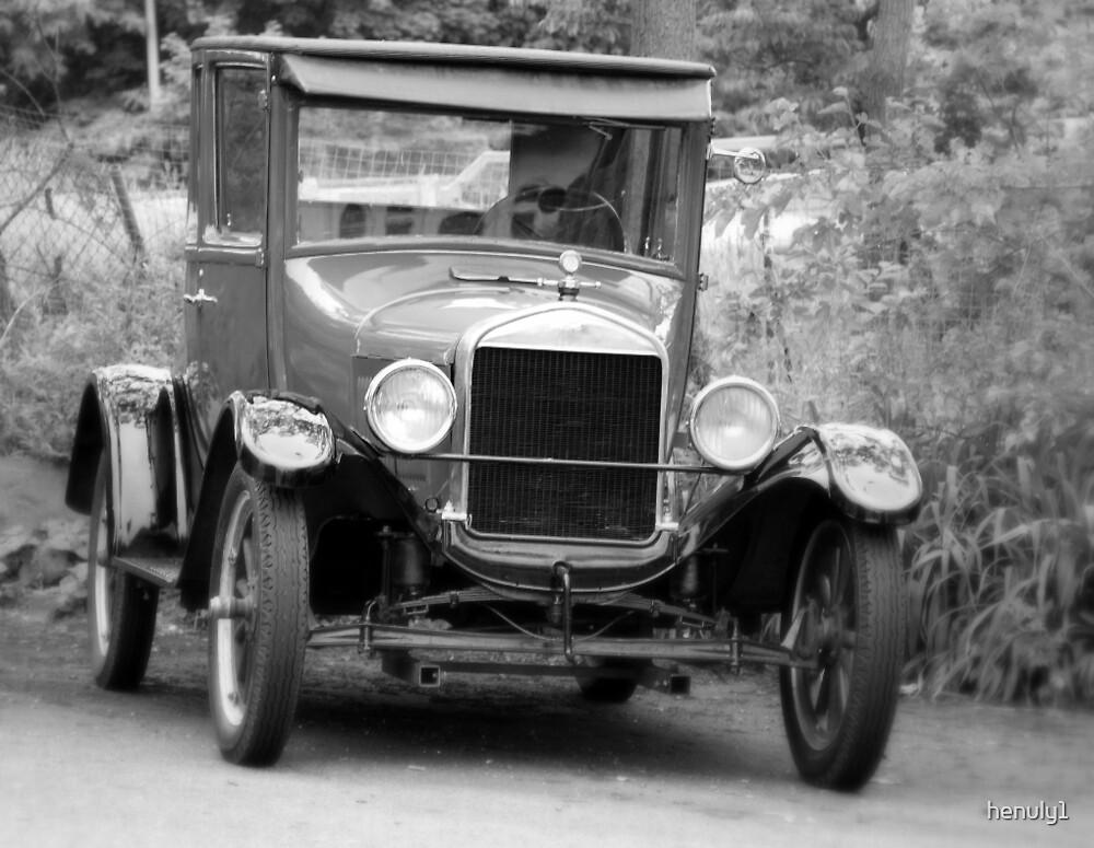 1923 Ford-B&W by henuly1