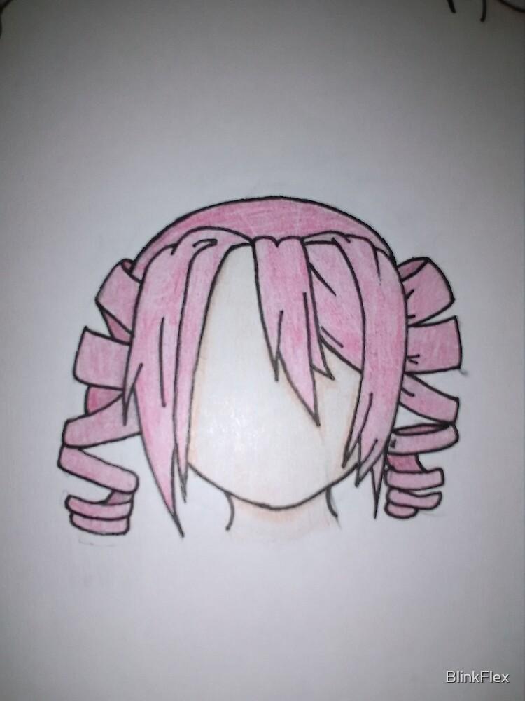 Anime Pink by BlinkFlex