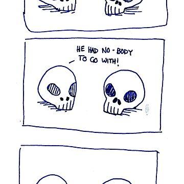 Dumb skull Jokes by tqosaw