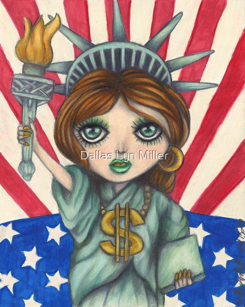 Liberty by Dallas Lyn Miller