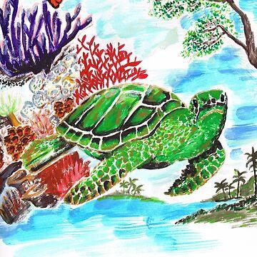 Turtle by amestre