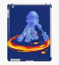 Shadow Mario iPad Case/Skin