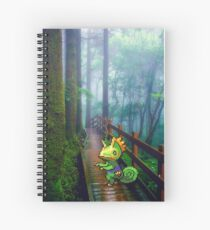 Kecleon Spiral Notebook