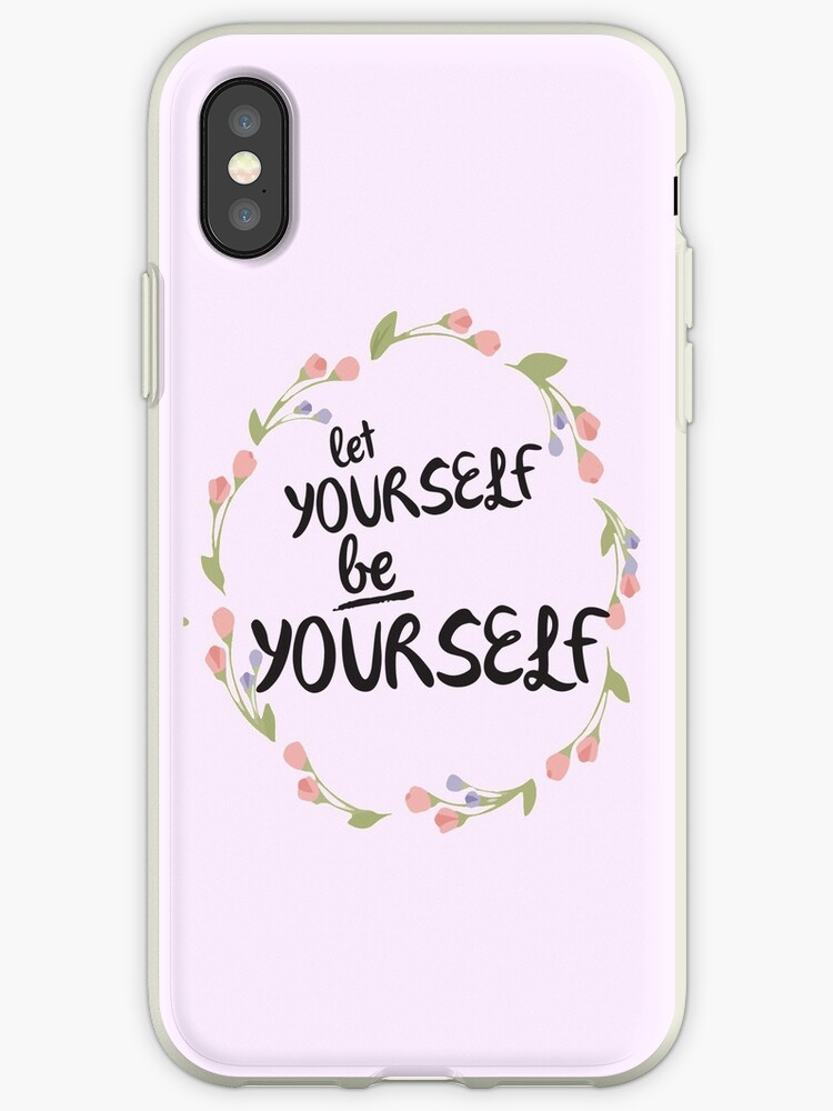 Be Yourself by aleuhx