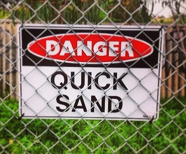 Quick Sand  by Popewilliamb