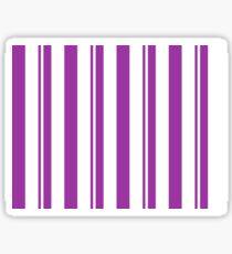 Dapper Dans - Purple Sticker