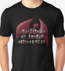 Dragon age trilogy Unisex T-Shirt