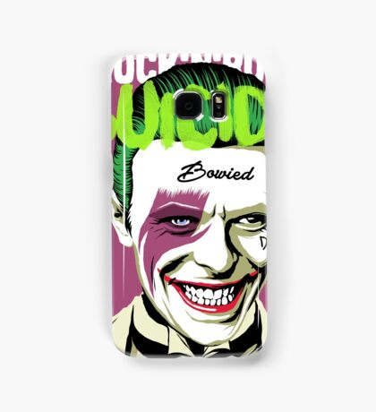 Rock Suicide Samsung Galaxy Case/Skin