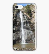 waterfall of Andorra La Vella iPhone Case/Skin