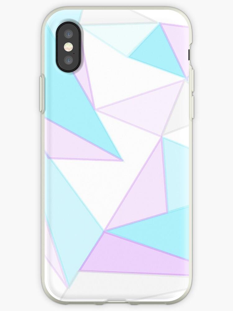 Geometric Phone Case by tahliuhx