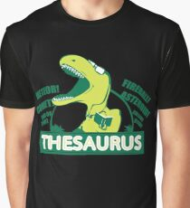 Thesaurus Graphic T-Shirt
