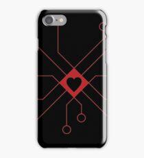 T-shirt Heart iPhone Case/Skin