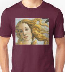 Souvenir from Italy - Botticelli's Venus Unisex T-Shirt