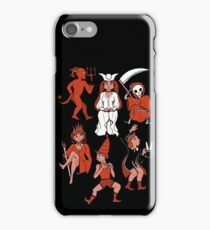 Tarot Party iPhone Case/Skin