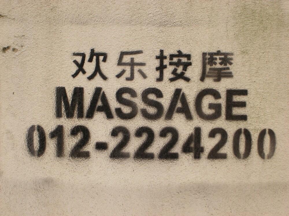 Massage by Popewilliamb