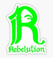 Rebelution Sticker