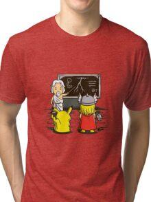 Pop culture Tri-blend T-Shirt