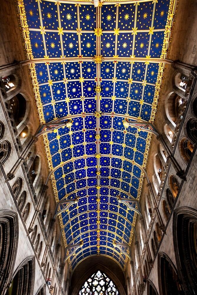 Carlisle Cathedral-Ceiling2 by jasminewang
