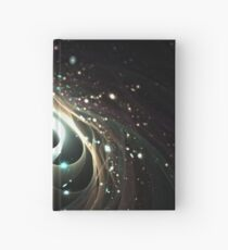 Cradle of a universe Hardcover Journal