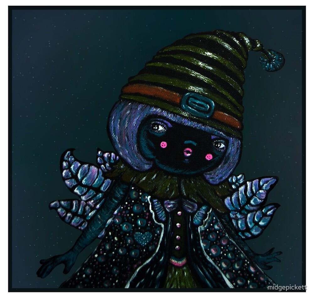 Gergritche the Witch by midgepickett