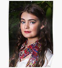Teenage Beauty Poster