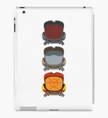 FLCL - Canti Heads iPad Case/Skin