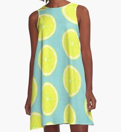 If life gives you lemons A-Line Dress