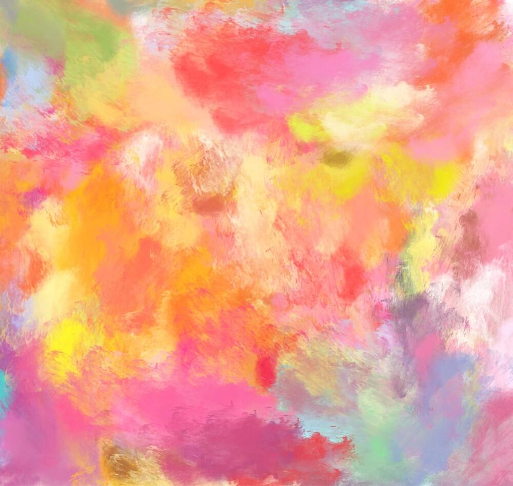 Summer Dreams Oil Painting by KirstenStar