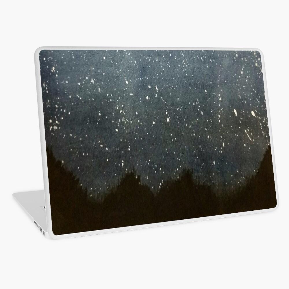 Nachthimmel Laptop Folie