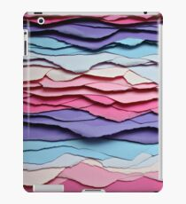 colour waves I iPad Case/Skin